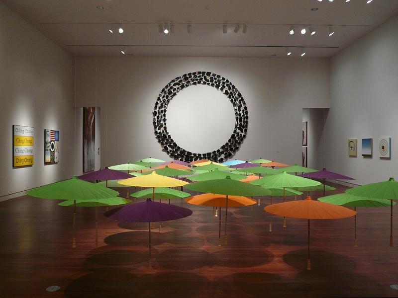 BTL_exhibition view_enso installation