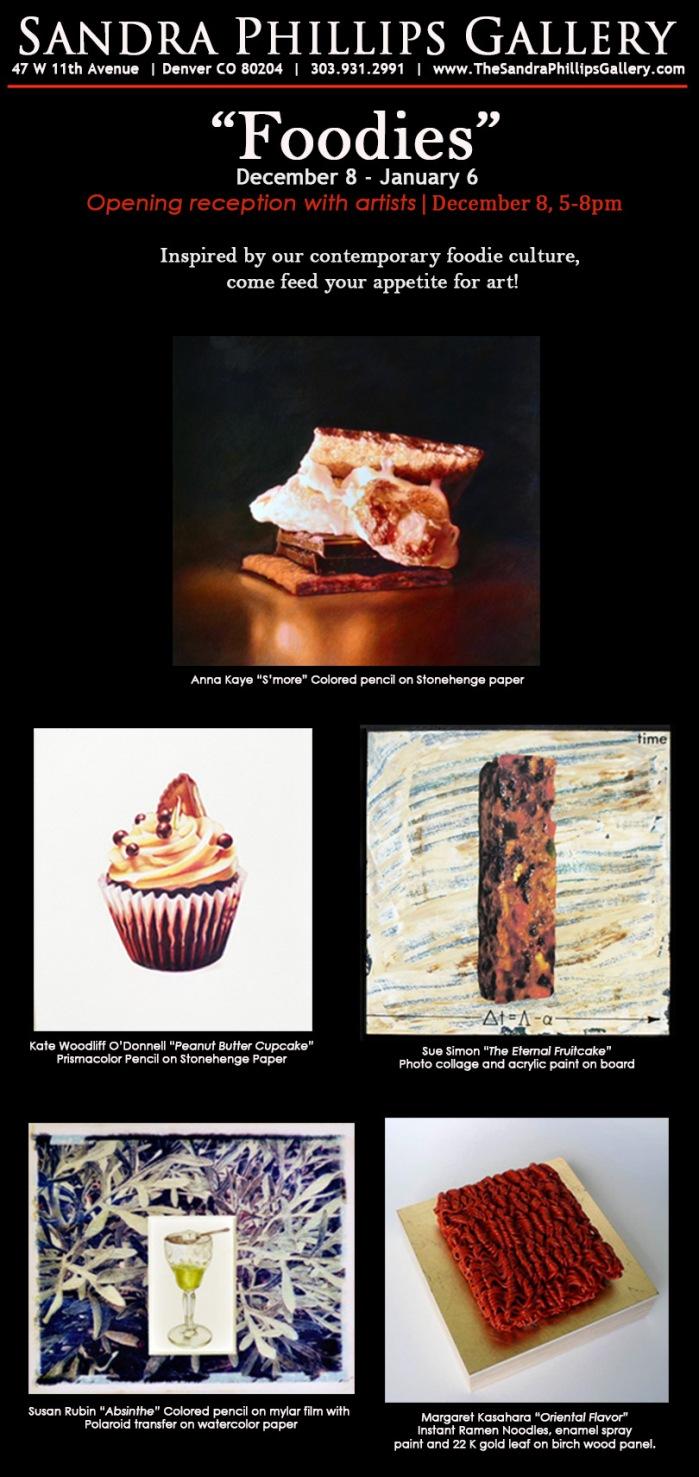 Sandra Phillipes Gallery_Foodies evite